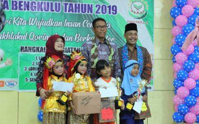 Bikin Bangga, Dua Siswa PAUD IT Al Hasanah Juara 1 Lomba Tahfidz