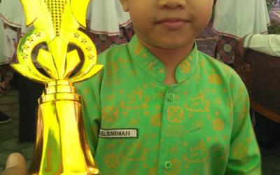 PAUD IT Al Hasanah Juara 1 Tahfidz Se Kota Bengkulu 2020