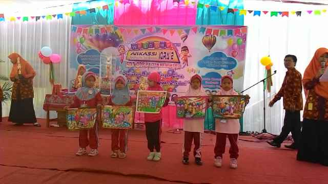 PAUDIT Al Hasanah Juara Umum ANKASSI Se Kota Bengkulu