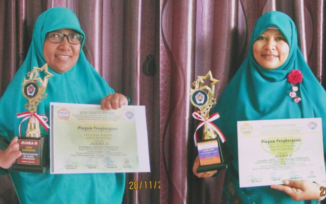 PAUD IT Al Hasanah Juara 2 Mendongeng dan APE