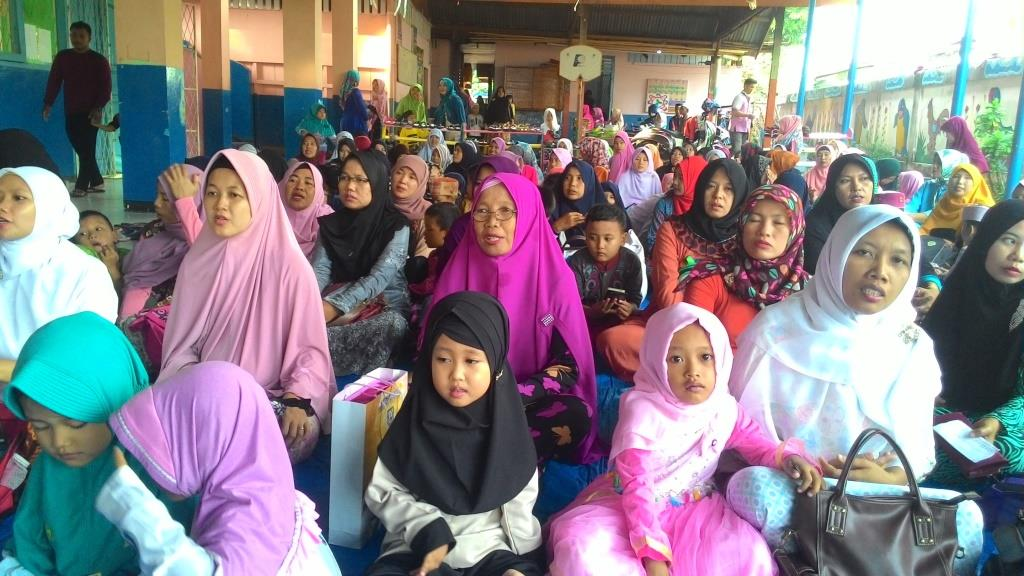 Ifthor Jama'i Ramadhan 1438 H