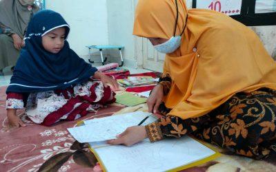 Home Visit Guru PAUD IT Al Hasanah Jadi Pelengkap Pembelajaran Daring