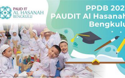 Info PPDB Tahun 2021 PAUD IT Al Hasanah 1 dan PAUD IT Al Hasanah 2