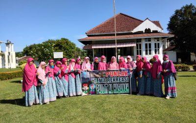 Keliling Kota Bengkulu Bersama Ibu Guru PAUD IT Al Hasanah 1